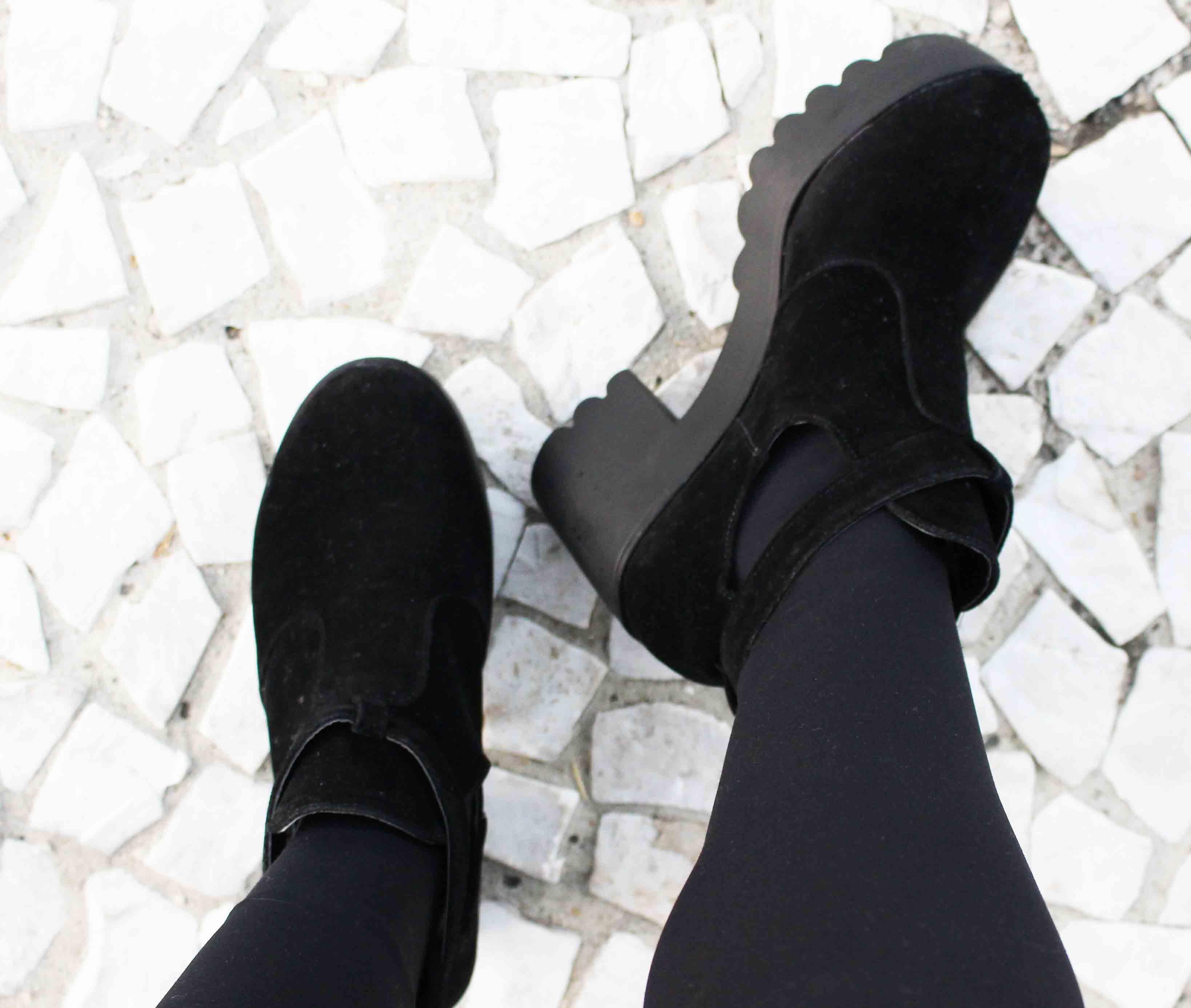 Sapato sola tratorada2 Ma Nagamini